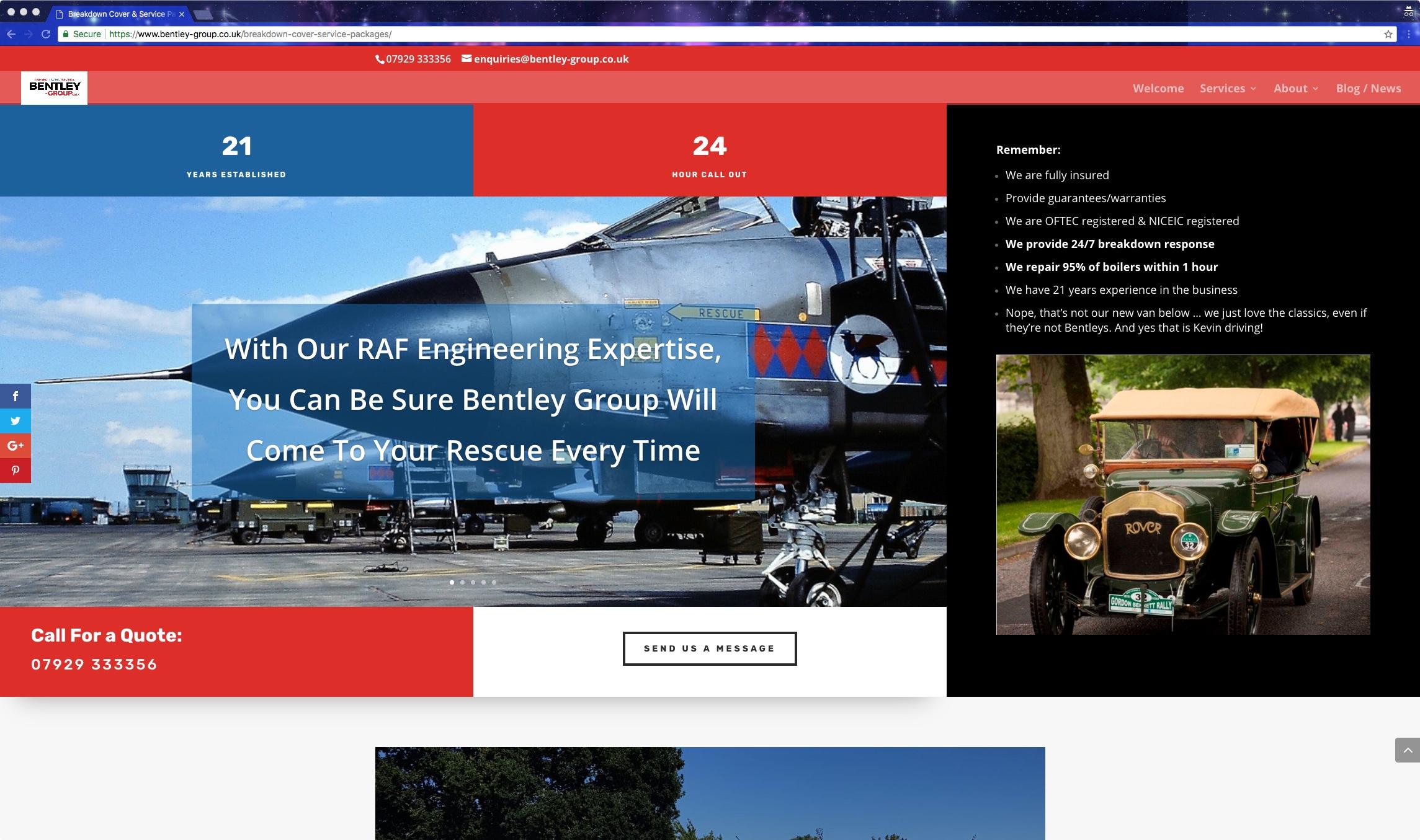 bentley servic package 2